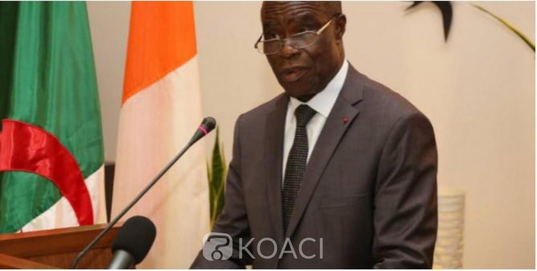Côte d'Ivoire : Nommé Ambassadeur par Ouattara, Voho Sahi ex-proche de Gbagbo a officiellement pris fonction en Algérie