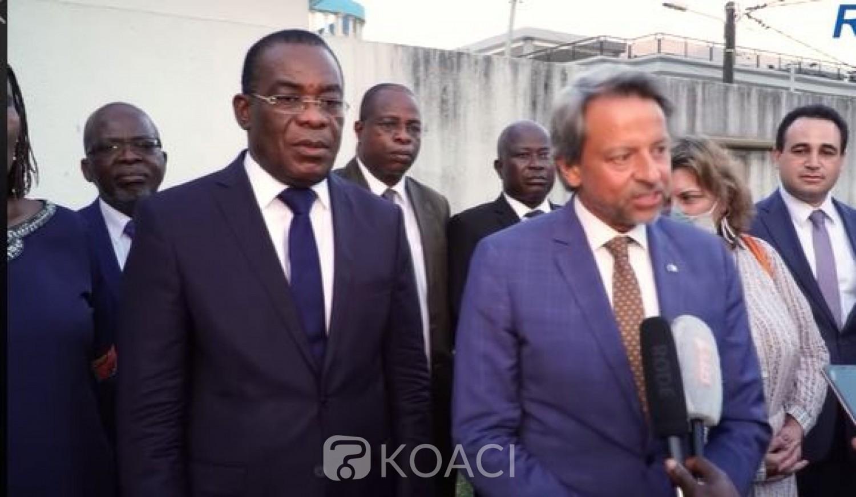 Côte d'Ivoire : Élection 2020, à la délégation de l'UE, Affi propose une transition ou un scrutin démocratique