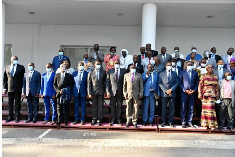 Côte d'Ivoire : Le Premier Ministre annonce des réformes majeures  pour les Petites et Moyennes Entreprises (PME)
