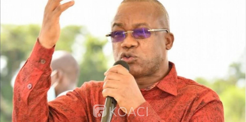 Côte d'Ivoire : « Affaire Bictogo est un vendeur d'oignons », le secrétaire d'Etat Brice Kouassi répond à Bamba Moriféré