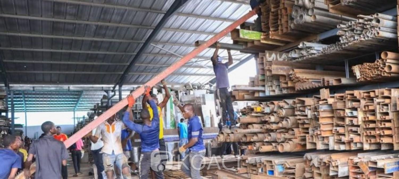 Côte d'Ivoire : Koumassi, des commerçants projetteraient de rentrer en rébellion contre l'autorité du Maire Cissé Bacongo