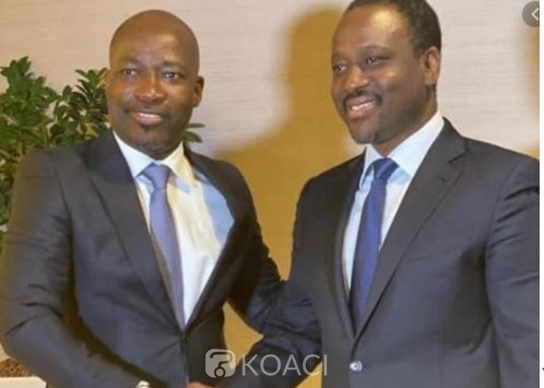 Côte d'Ivoire : Accusations des pro-Soro contre Blé Goudé, le FPI en exil ne veut nullement se sentir impliquée dans ce curieux conflit