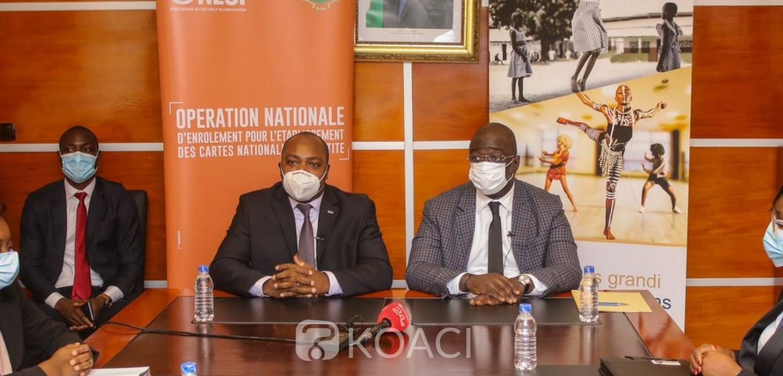 Côte d'Ivoire :   Identification, les agents de l'ONECI annoncent un arrêt de trois jours à compter du 15 octobre prochain
