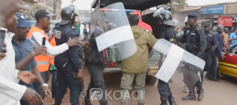 Cameroun : Nouvel échec des manifestations, l'opposition à la peine  pour faire chuter  Biya du pouvoir