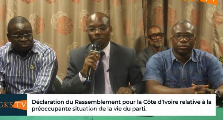 Côte d'Ivoire : Crise au RACI, Kanigui démis de ses fonctions de président annonce une adresse publique malgré son contrôle judiciaire