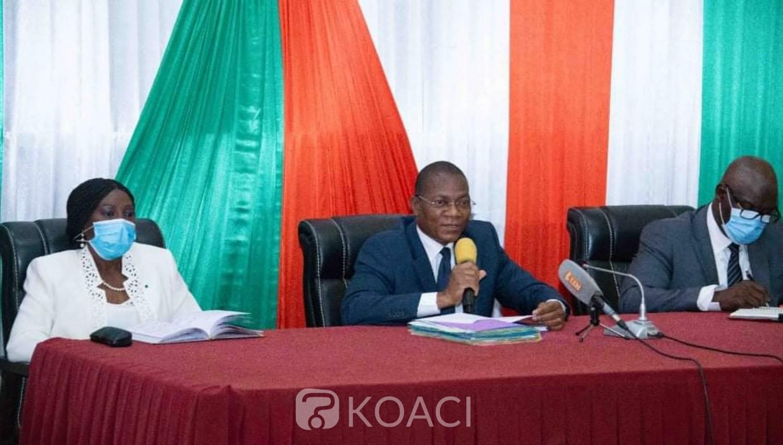 Côte d'Ivoire : Scrutin présidentiel, Bruno Koné à ses parents du Nord « Dans la région de la Bagoué il n'y a pas deux choix, le meilleur c'est Alassane Ouattara»