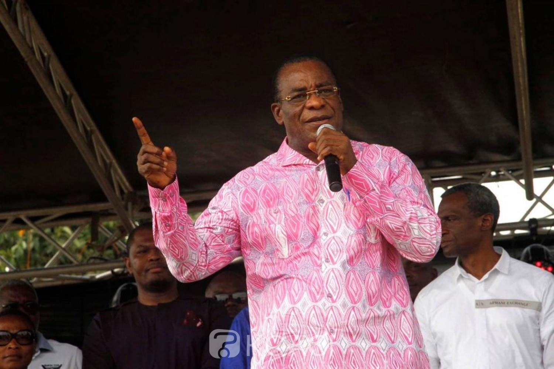 Côte d'Ivoire : Meeting de l'opposition, Affi N'guessan rassure «Nous ne sommes pas dans une logique insurrectionnelle»