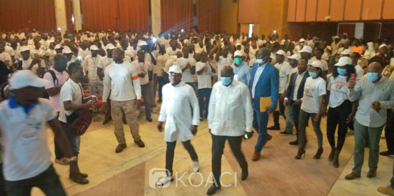 Côte d'Ivoire : Depuis Yamoussoukro, des jeunes à Alassane Ouattara « Monsieur le président vous avez nos vies entre vos mains, organisez ces élections dans la transparence»