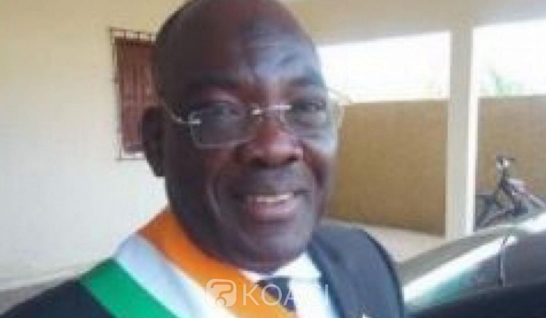 Côte d'Ivoire : Assemblée Nationale, le député Loukimane Camara désormais président du groupement parlementaire « Rassemblement » en remplacement de Mme Tazéré Olibé Célestine