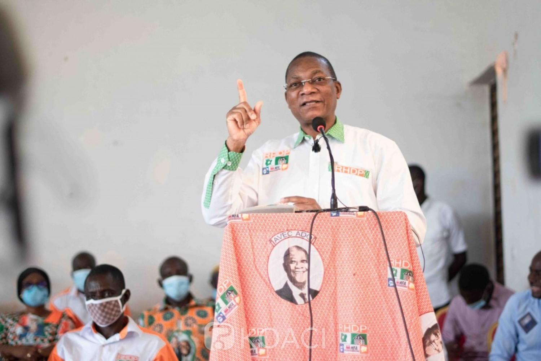 Côte d'Ivoire : Pour Bruno Koné, beaucoup dans l'opposition n'ont pas encore tourné la page de 2010 «c'est la conséquence d'une opposition qui est désemparée»