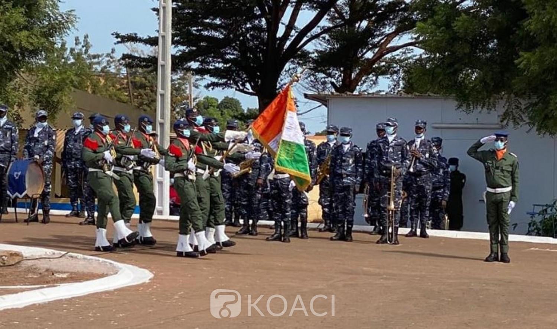 Côte d'Ivoire : Sécurité , la police nationale se renforce de 1298 recrues dont 194 femmes