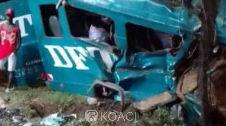 Côte d'Ivoire : Plusieurs décès dans des accidents de circulation signalés en moins de cinq jours