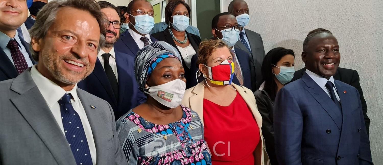 Côte d'Ivoire : Face au RHDP, l'UE reconnait : « on va quand même vers des élections paisibles »