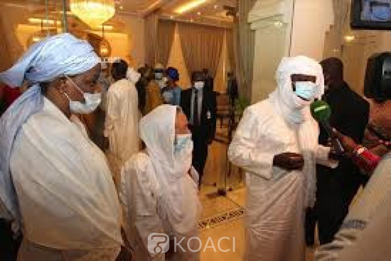 Mali : Les ex otages Soumaila Cissé et Sophie Pétronin reçus à la présidence de Bamako