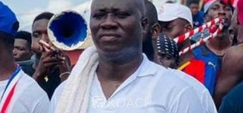 Ghana :  Un député du NPP abattu par des inconnus