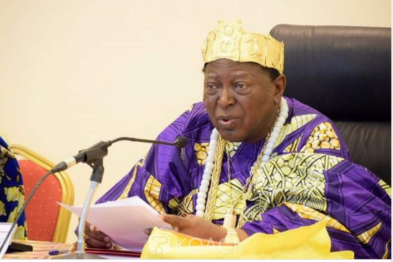 Côte d'Ivoire : Amon Tanoé Désiré sort de son silence et martèle : « La Côte d'Ivoire ne mérite pas d'aller en guerre pour une affaire d'interprétation d'une constitution »
