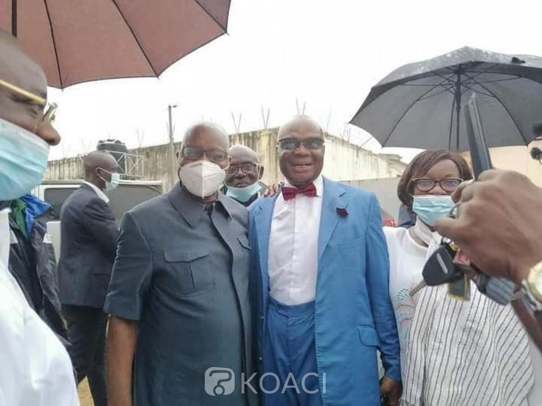 Côte d'Ivoire : Condamné à 12 mois de prison ferme pour homicide involontaire, Me Dacouri libéré ce jour