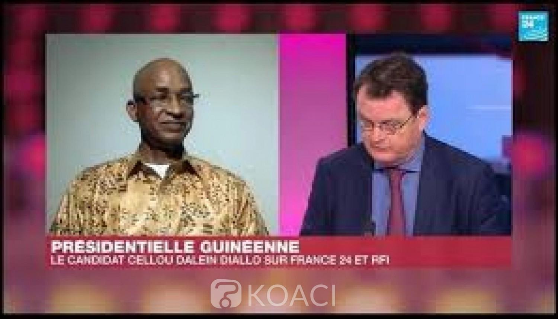 Guinée : L'opposant Cellou Dalein Diallo appelle Alpha Condé à partir dignement à la retraite