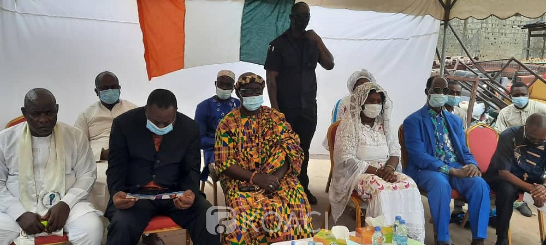 Côte d'Ivoire :  A quelques jours de la présidentielle, des leaders croyants prônent la paix et le vivre ensemble