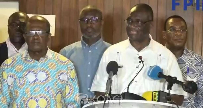 Côte d'Ivoire : Meeting du Plateau, l'opposition dénonce de nombreuses entraves mises en place par le Parti au pouvoir pour empêcher l'arrivée de ses militants