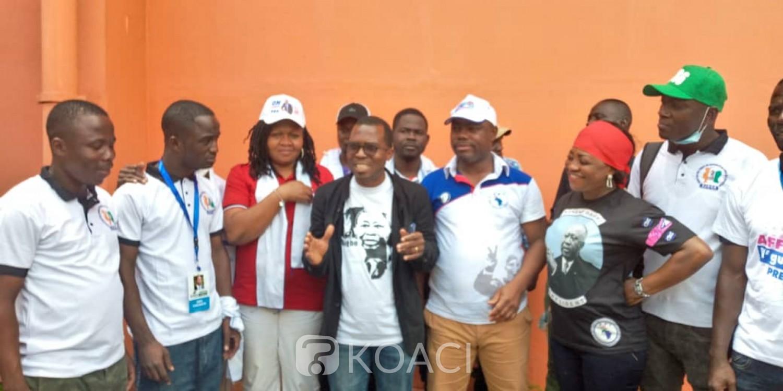 Côte d'Ivoire : Après le meeting du Plateau, des jeunes du Guemon et du Cavally, en attente d'un mot d'ordre clair de leurs leaders