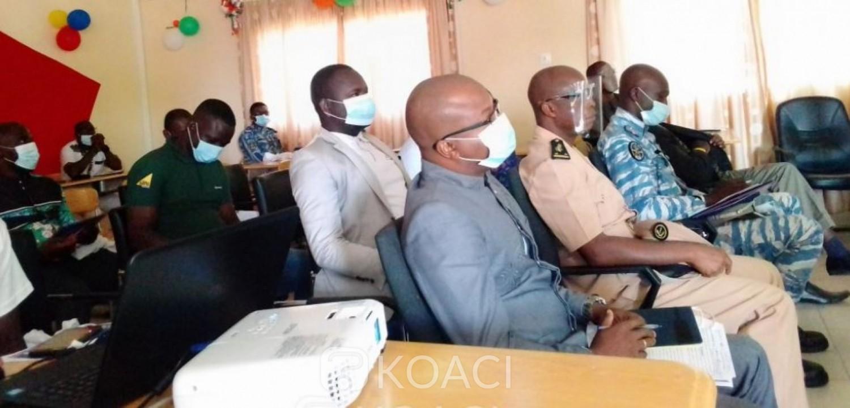 Côte d'Ivoire : Bouaké, pour une cohésion sociale à l'approche de la présidentielle, des leaders d'opinions formés