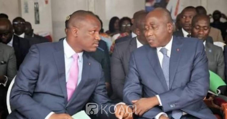 Côte d'Ivoire : Le RHDP veut immortaliser Amadou Gon Coulibaly à travers la création d'un institut, Mamadou Touré dénonce les hypocrites