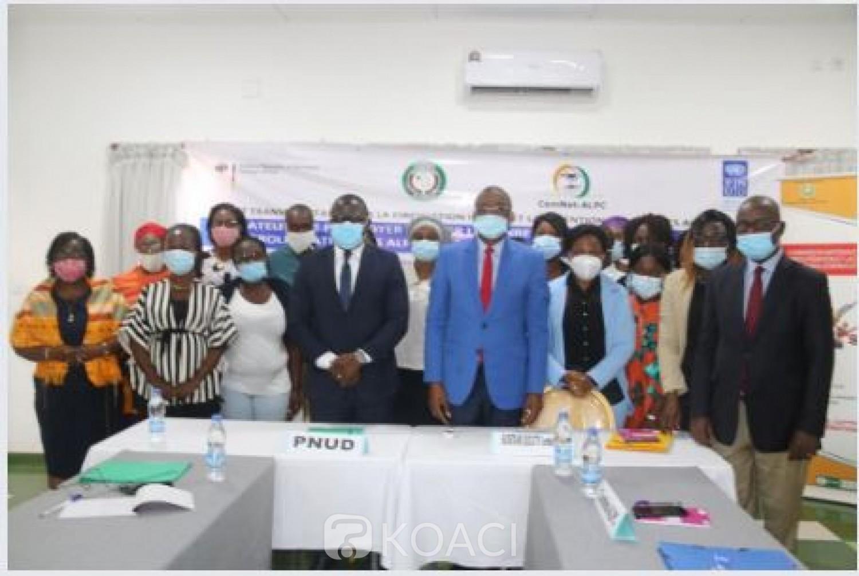 Côte d'Ivoire : Plaidoyer sur le genre et les dangers liés à la prolifération des armes légères et petit calibre dans les communautés frontalières