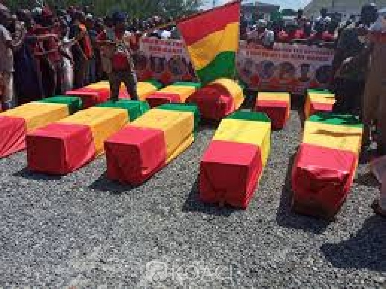 Guinée: A six jours de la présidentielle, le FNDC publie une liste des victimes des manifestations anti-Condé