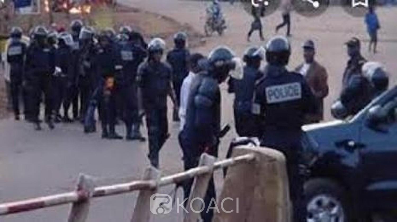 Cameroun : Manifestations de l'opposition, les violences policières font réagir des experts de l'ONU
