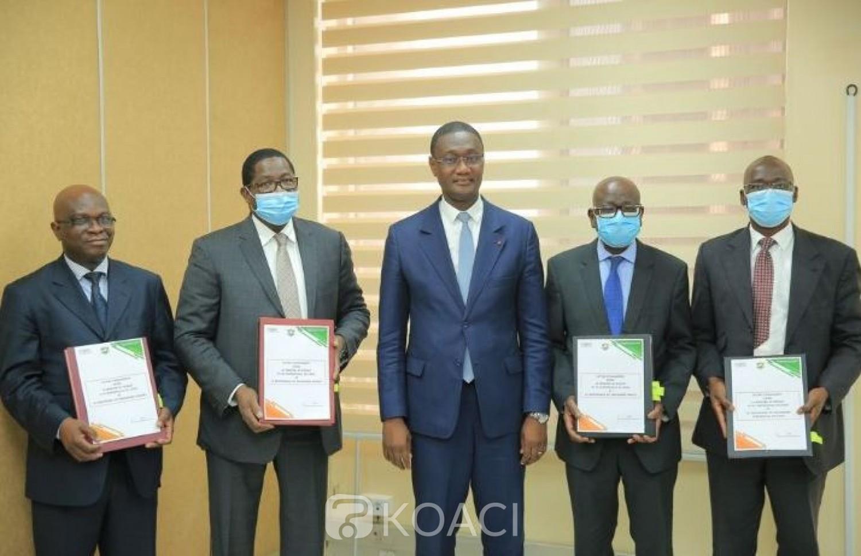 Côte d'Ivoire : Exécution du budget-programmes , les premiers responsables des régies financières prennent un important engagement devant leur Ministre