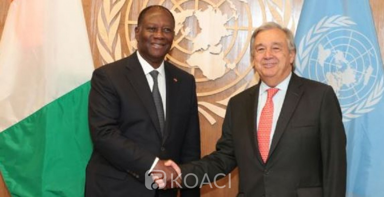 Côte d'Ivoire : Après le passage de la mission de l'ONU, le PDCI annonce avoir quand même saisi officiellement son Secrétaire Général