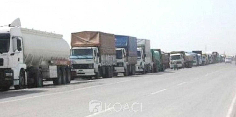 Burkina Faso : Les chauffeurs routiers annoncent une grève de 96h sur l'ensemble du territoire