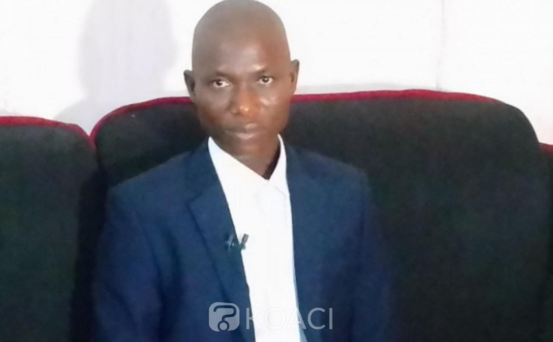 Côte d'Ivoire : Korhogo, Zié Bethléem cadre du RACI martèle : « Aujourd'hui ce qui arrive à Kanigui, il l'a voulu...»