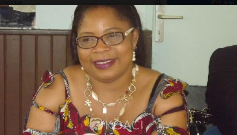 Côte d'Ivoire : Martine Kéi Vaho annule son sit-in devant la CPI pour l'ouverture d'un procès sur le génocide wê