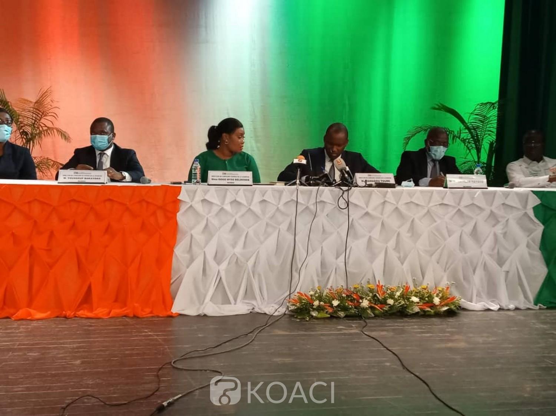 Côte d'Ivoire : Présidentielle, Mamadou Touré annonce un meeting de 100 mille  jeunes du RHDP le samedi à la place Ficgayo de Yopougon