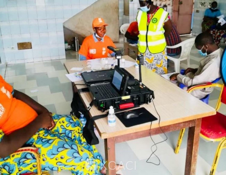 Côte d'Ivoire : ONECI, le Syndicat annonce la fermeture des centres d'enrôlement sur l'ensemble du territoire à compter de jeudi 15 octobre et prend à témoin, le CNDS