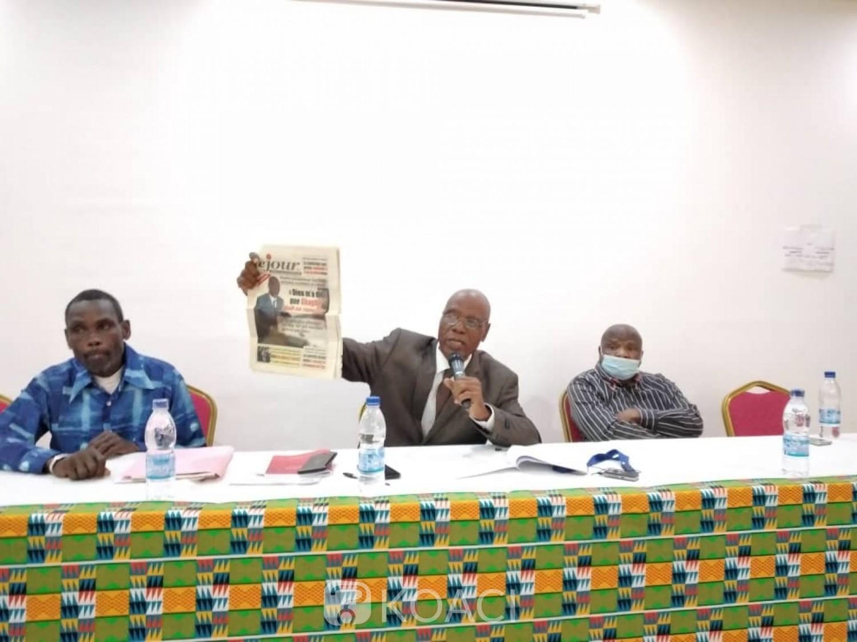 Côte d'Ivoire : Dabou, le Parti ivoirien des agriculteurs PIA RHDP appelle à voter pour Ouattara  le 31 octobre