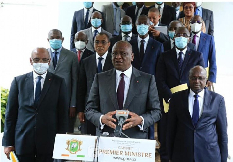 Côte d'Ivoire : Après leur première rencontre,  le Premier Ministre et le patronat font le point de leurs discussions