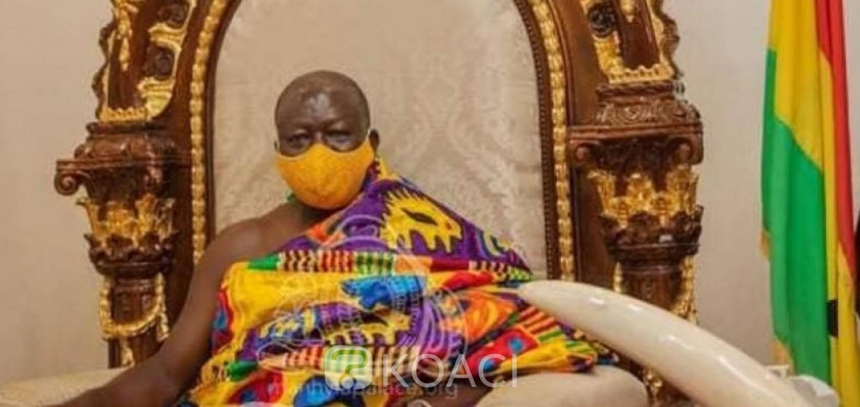 Côte d'Ivoire : Les questions « mutuellement avantageuses », au menu de la rencontre entre Bédié et le Roi des Ashanti, selon le palais royal