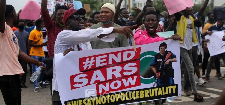 Nigeria :  La SARS dissoute, la SWAT contestée, protestations grandissantes