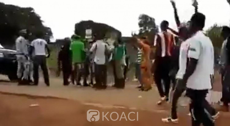 Côte d'Ivoire : Tensions  à Sikensi depuis trois jours,  des arrestations suite à une marche pour la  « désobéissance  civile »dénoncées