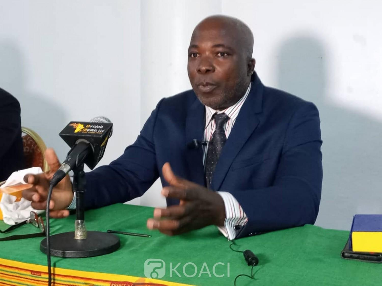 Côte d'Ivoire : Présidentielle, Gnangbo Kacou se propose de rapprocher le camp Ouattara et celui de l'opposition pour éviter le pire au pays