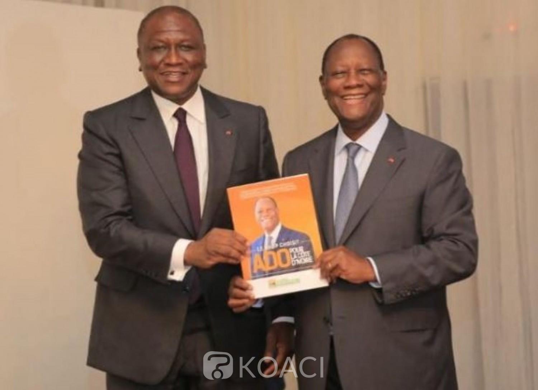 Côte d'Ivoire : Présentation du programme de gouvernement de Ouattara, Hamed Bakayoko :« Il y en a qui pensent que la politique, c'est juste la jouissance, la gabegie (...) »