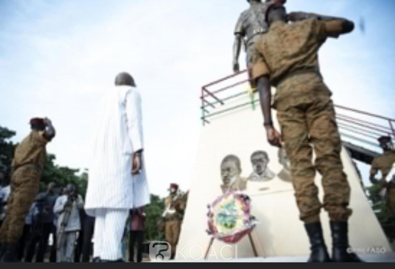 Burkina Faso : Le président Kaboré rend hommage à Sankara pour le 33e anniversaire de son assassinat