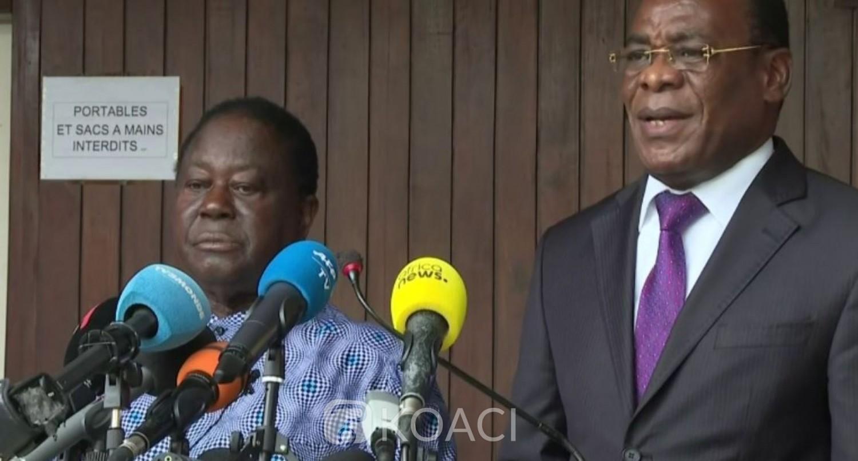 Côte d'Ivoire : « Boycott actif » de Bedié et Affi faute d'avoir eu la liquidité nécessaire pour la présidentielle du 31 Octobre 2020?