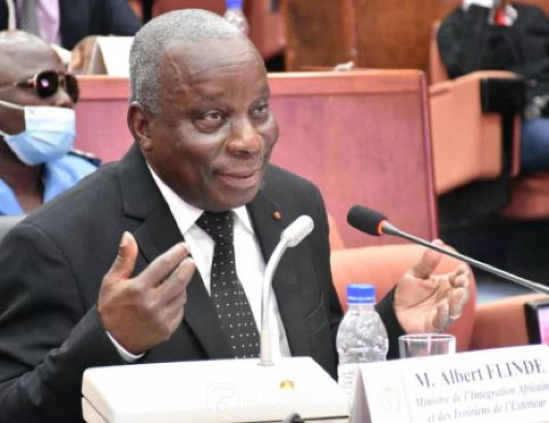 Côte d'Ivoire-Tunisie : Naufrage d'un bateau de migrants à Sfax, des ivoiriens parmi les victimes ? Le Ministre des Ivoiriens de l'Extérieur interpellé