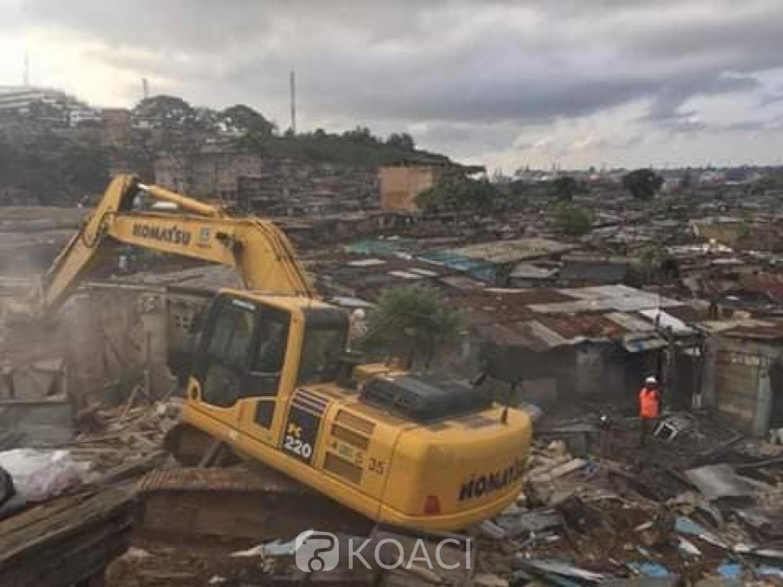 Côte d'Ivoire  : 4ème pont, l'opération de déguerpissement des populations installées sur les emprises reportée à une date ultérieure