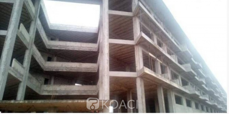 Côte d'Ivoire-Cocody-Angré, « Kokoh Mall » n'est pas la propriété du porte-parole du RHDP Kobenan Adjoumani