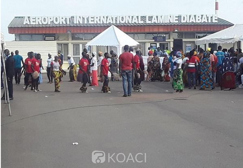 Côte d'Ivoire : L'aéroport d'Odienné baptisé «Aéroport international Lamine Diabaté »